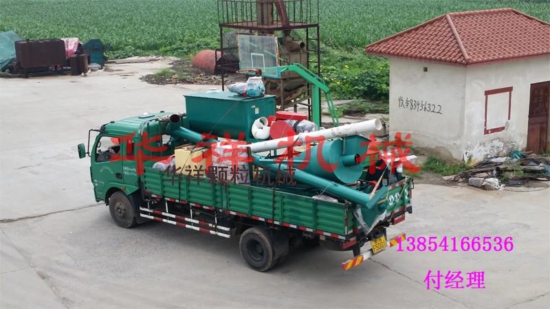 菜籽粕饲料加工设备